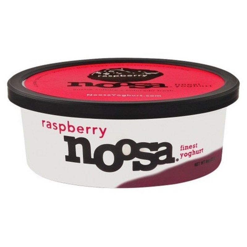 noosa Raspberry Yogurt