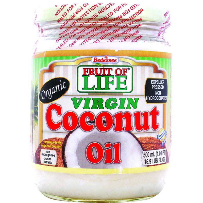 Beddesee Organic Virgin Coconut Oil