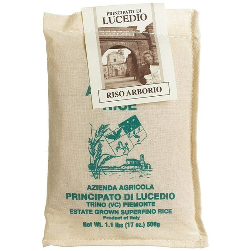 Principato di Lucedio Arborio Rice