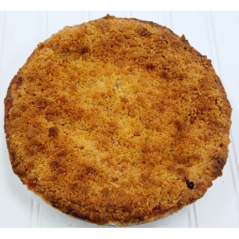 Julian Pie Co. Peach Apple Crumb Pie
