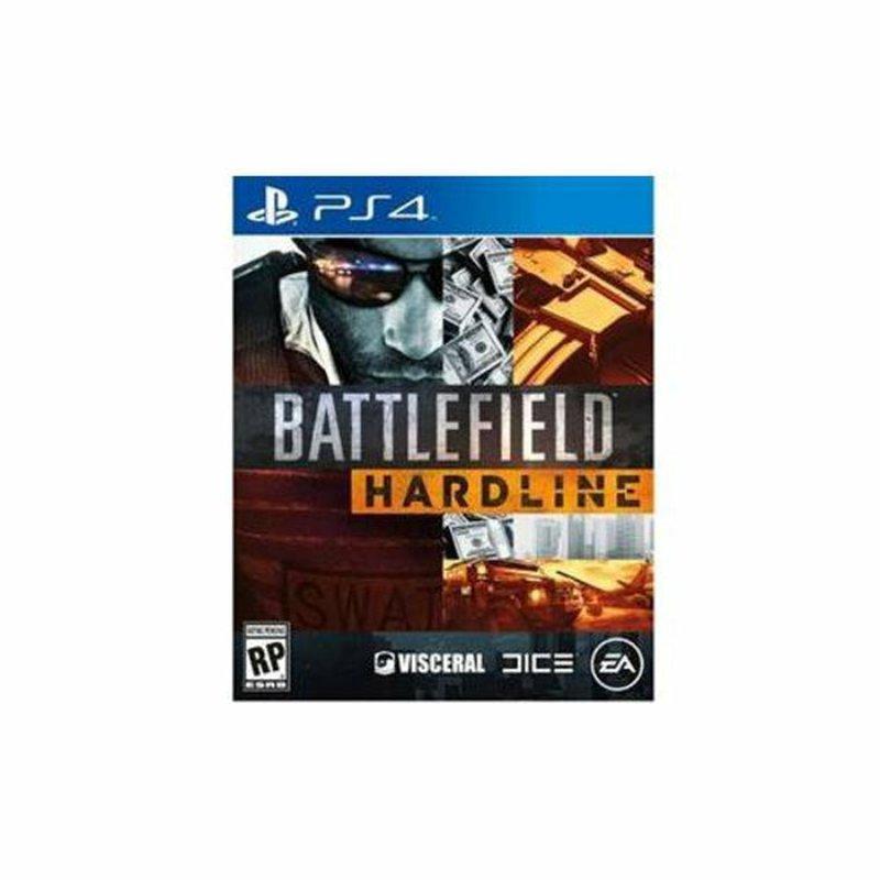 Electronic Arts Battlefield Hardline for Playstation 4