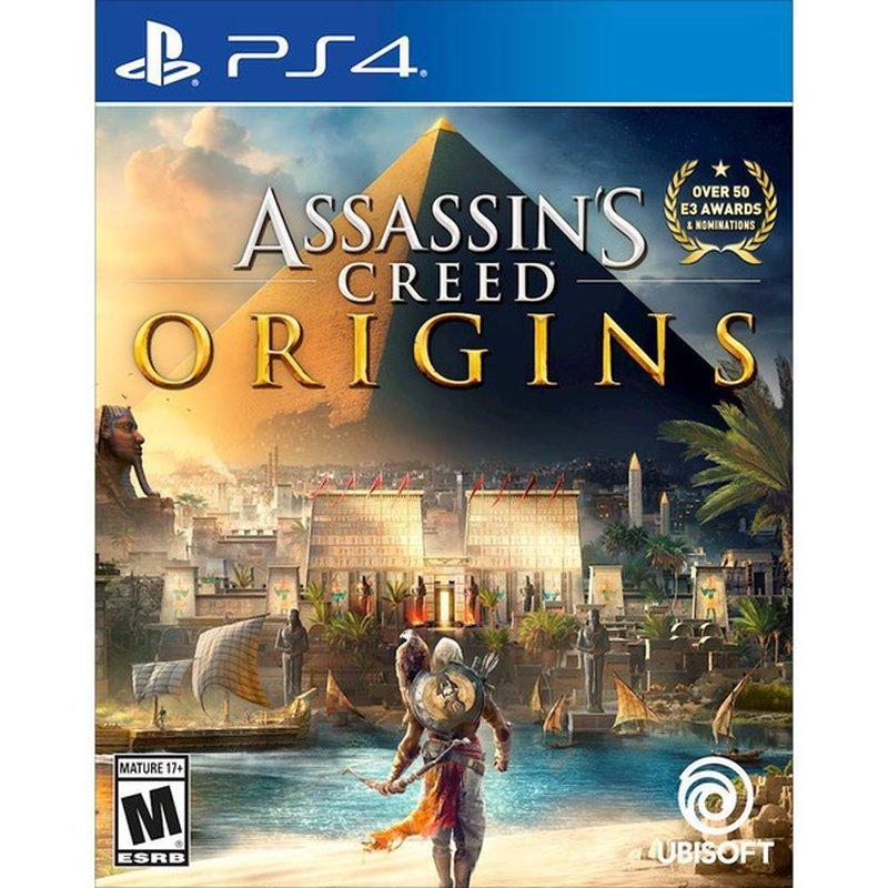 Ubisoft Assassin's Creed Origins for Playstation 4