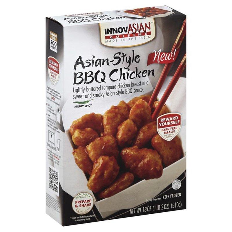 InnovAsian Cuisine Asian-style Bbq Chicken