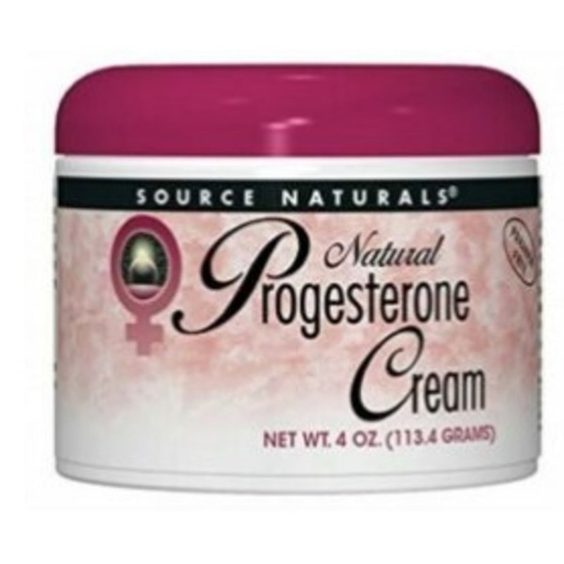 Source Naturals Natural Progesterone Cream