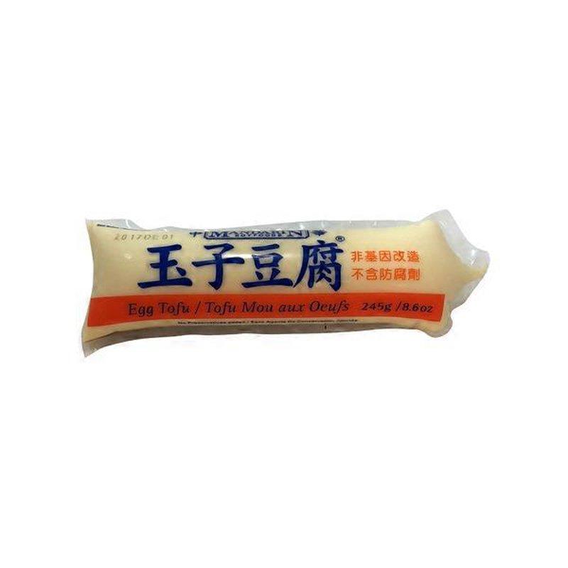 Mandarin Mandarin Egg Tofu