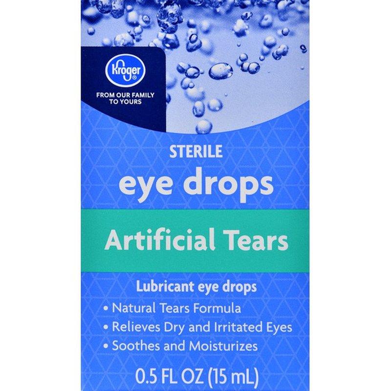 Kroger Eye Drops