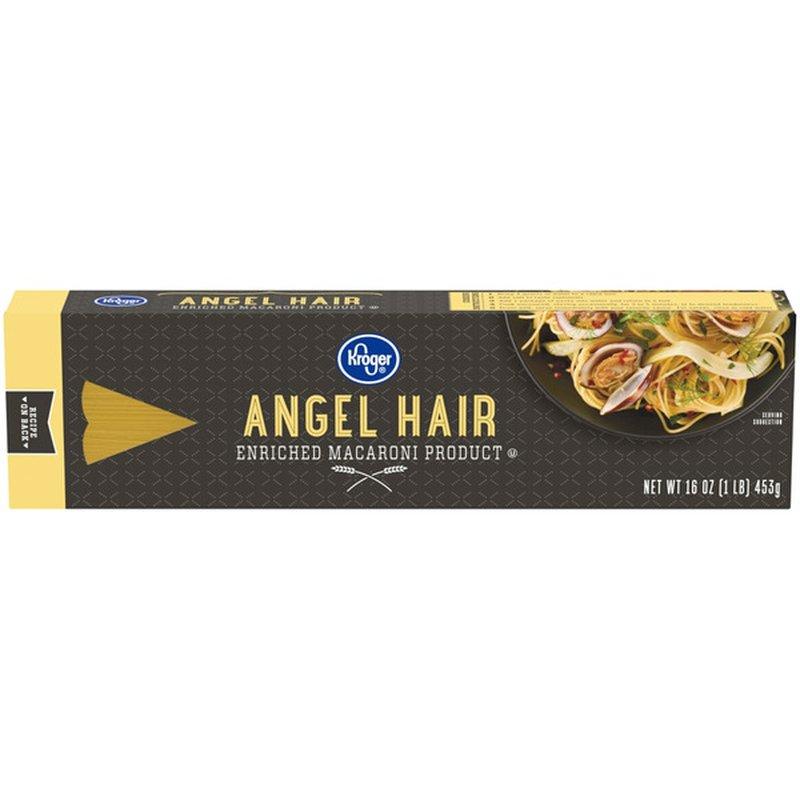 Kroger Angel Hair Pasta