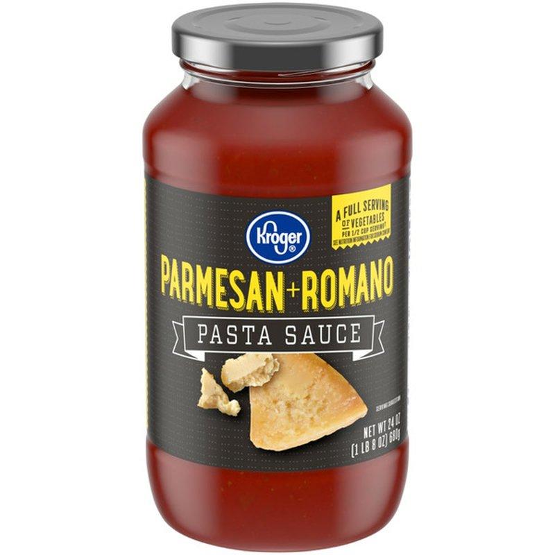 Kroger Parmesan Romano Sauce