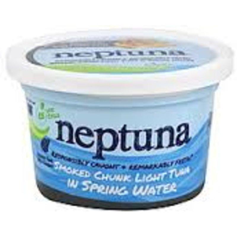 Neptuna Light in Spring Water Chunk Smoked Tuna