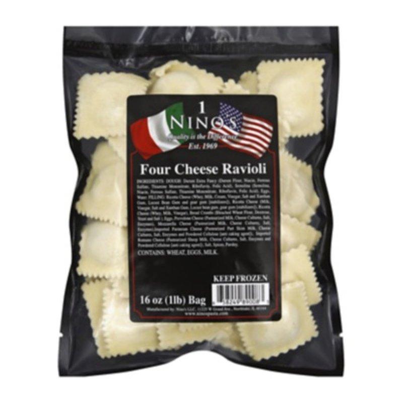 1 Nino's Four Cheese Ravioli