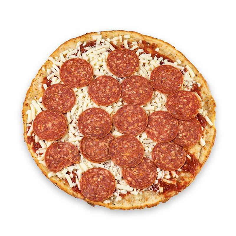 Stew's Pepperoni Cauliflower Cheese Pizza