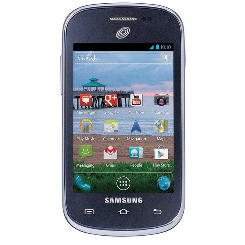 Net10 Wireless Samsung Galaxy Centura Android Prepaid Phone