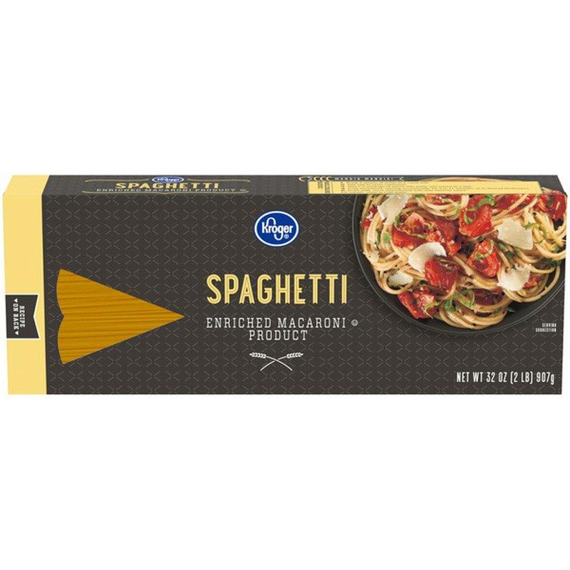 Kroger Spaghetti