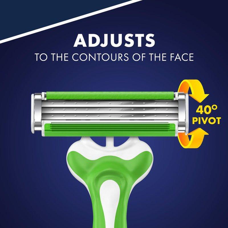 Gillette Sensor3 Sensitive Men'S Disposable Razor