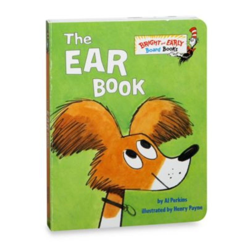 Random House Books for Young Readers The Ear Book