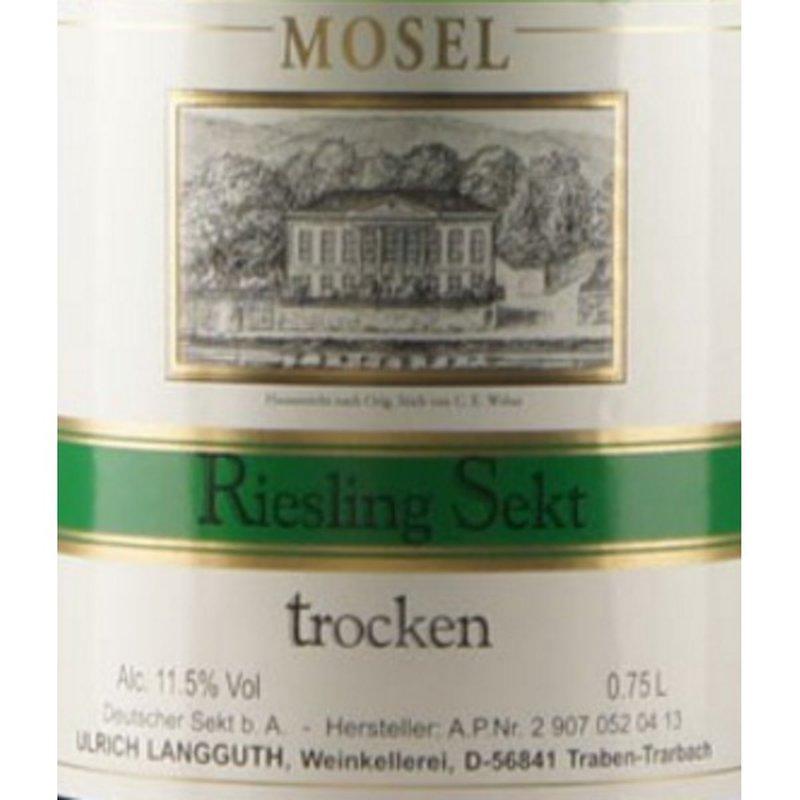 Langguth Sekt Dry Riesling Wine
