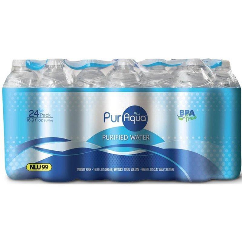 PurAqua Purified Water