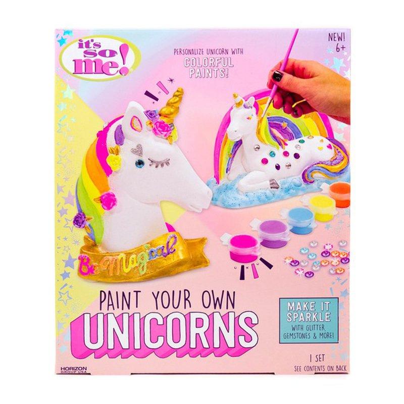 It's So Me Paint Your Own Unicorns Set