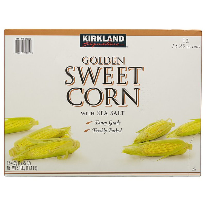 Kirkland Signature Whole Kernel Corn