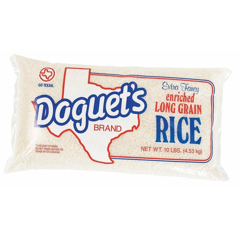 Doguet's Enriched Long Grain Rice