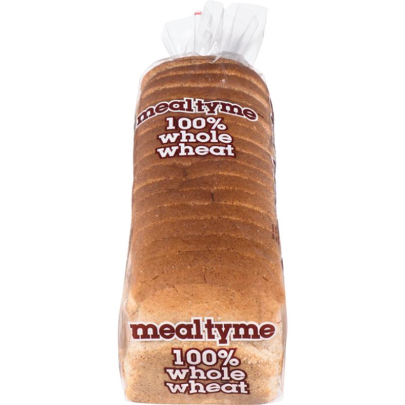 Mealtyme 100% Whole Wheat Bread