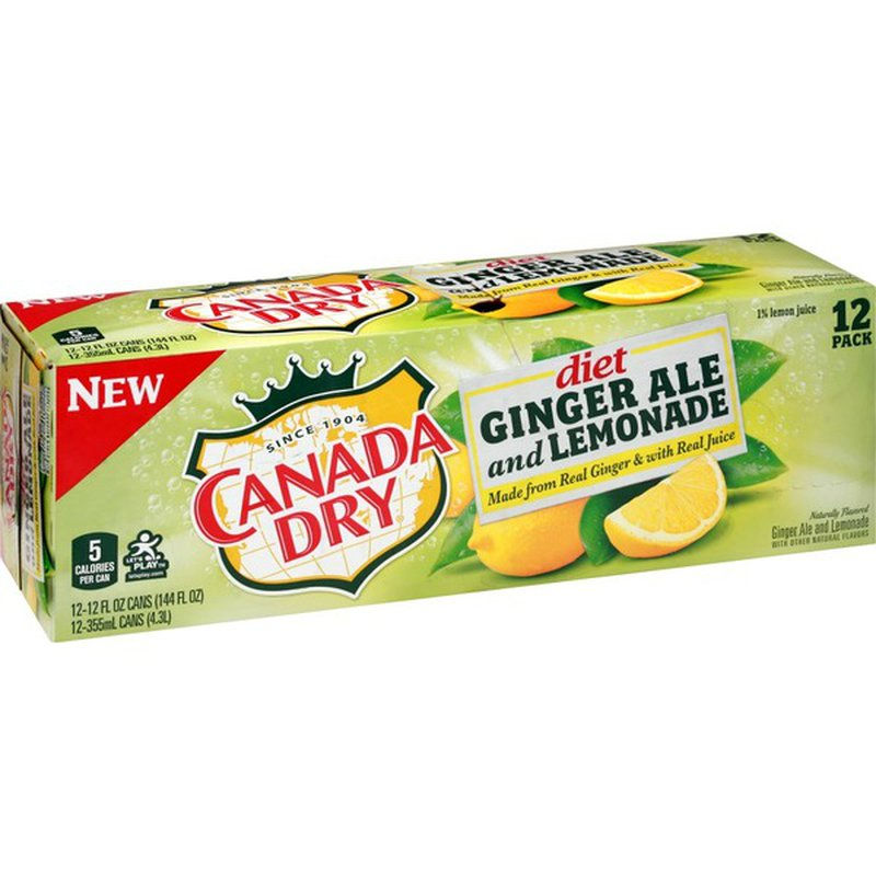 where to buy diet lemonade ginger ale