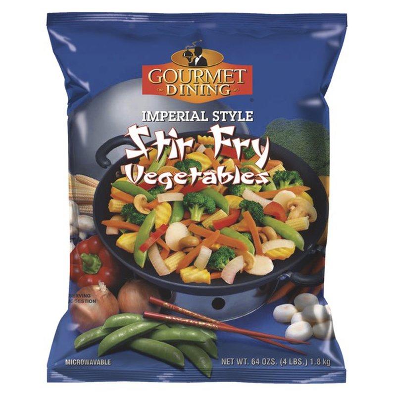 Gourmet Dining Imperial Stir-Fry Vegetables
