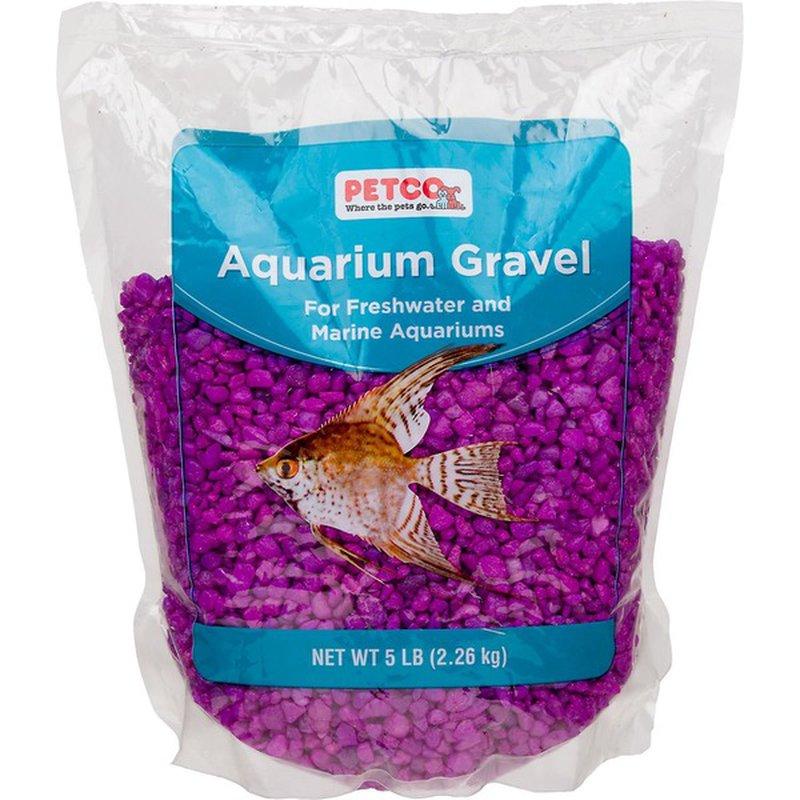 Petco Neon Purple Aquarium Gravel 5 Lb Instacart