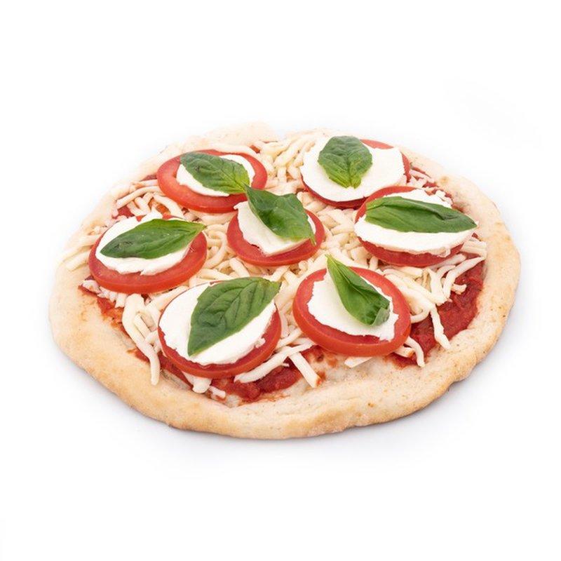8 Inch Margherita Stone Pizza