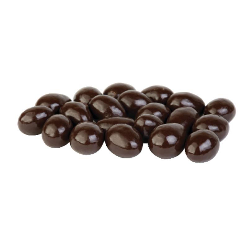 Organic Dark Chocolate Almonds, Package