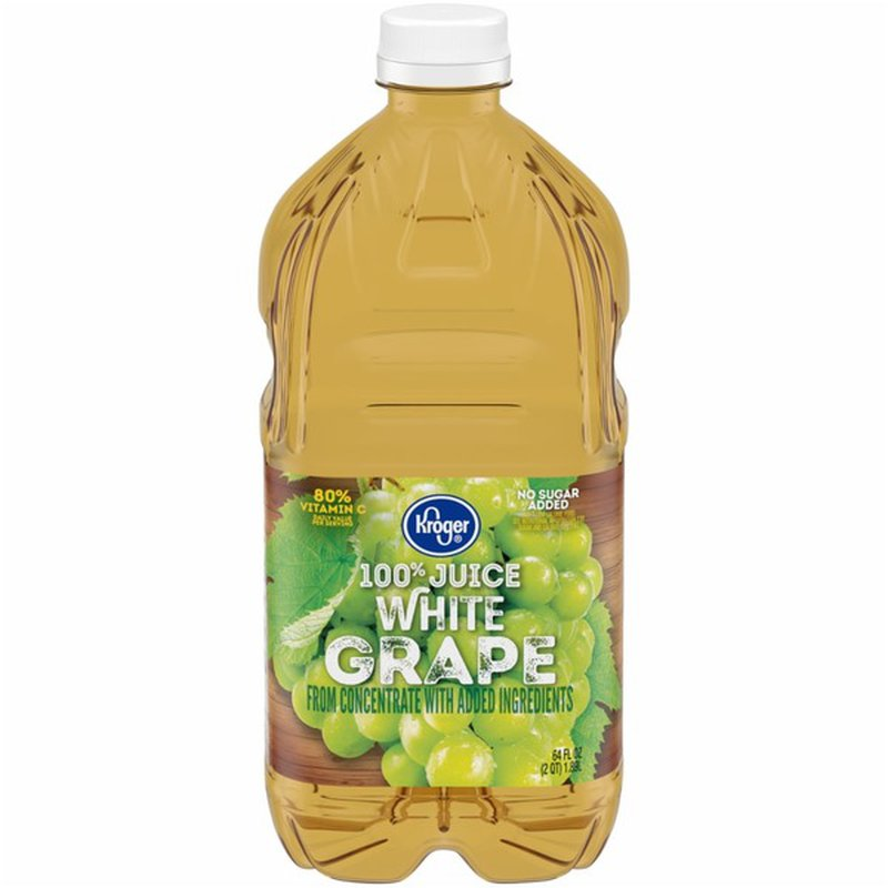 Kroger 100% Juice From Concentrate