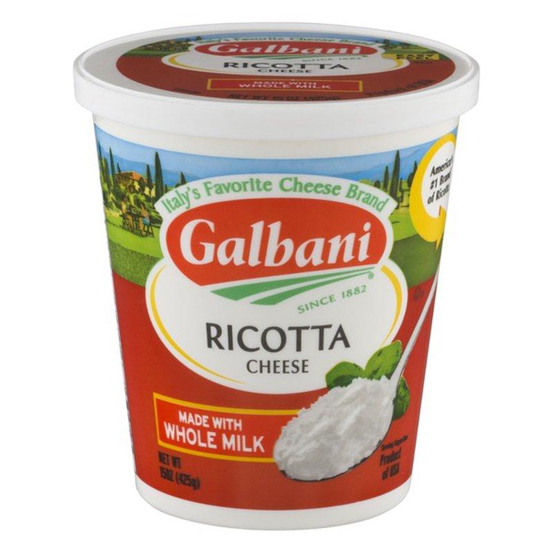 galbani whole milk ricotta 15 oz from tom thumb  instacart