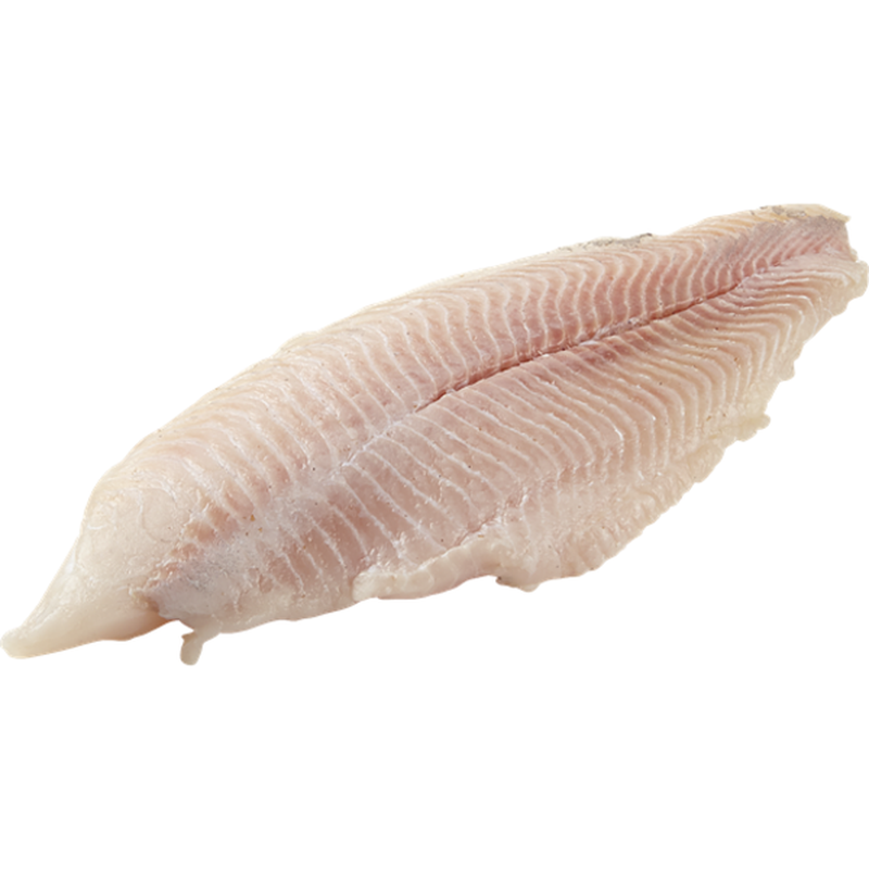 MSC Certified Previously Frozen Pacific Halibut Fillet
