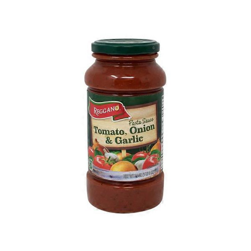 Reggano Tomato, Onion and Garlic Pasta Sauce