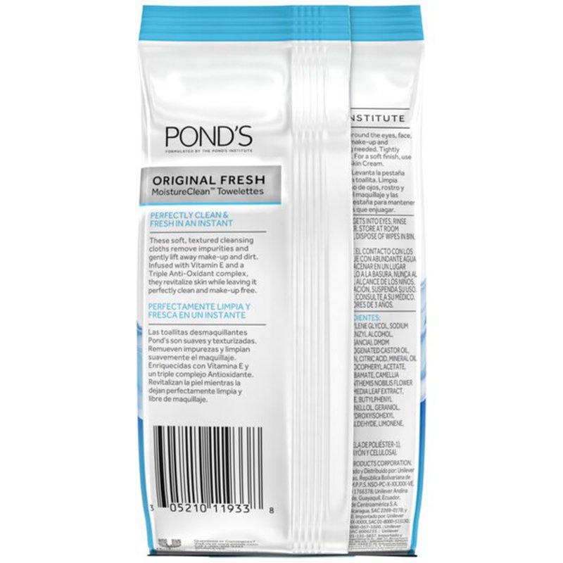 Pond's Original Fresh Towelette