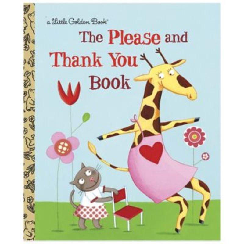 Random House Children's Books A Little Golden Book The Please & Thank You Book
