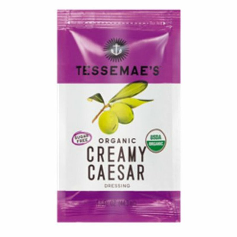 Tessemae's All Natural Creamy Caesar Organic Dressing