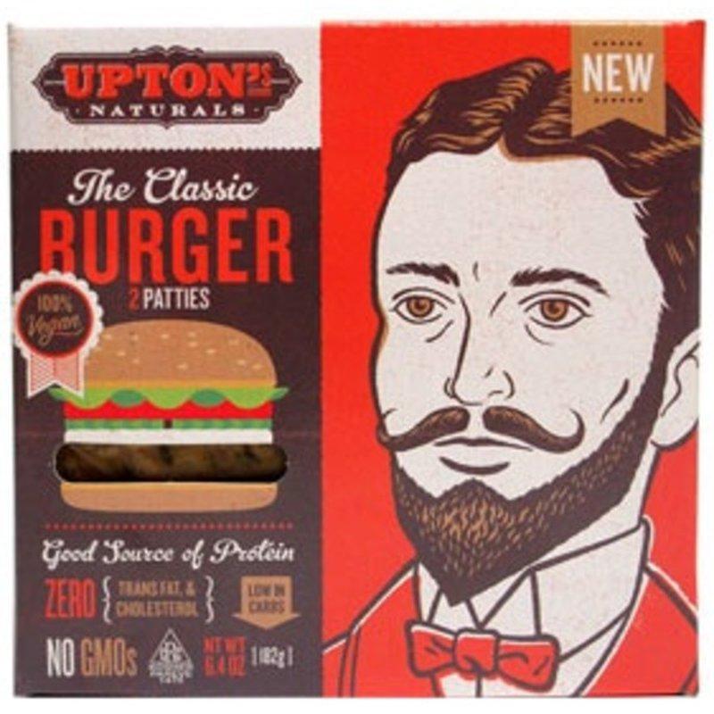 Upton's Naturals Classic Burger Patties