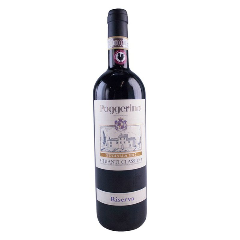 Poggerino Chianti Classico Riserva Bugialla Red Wine