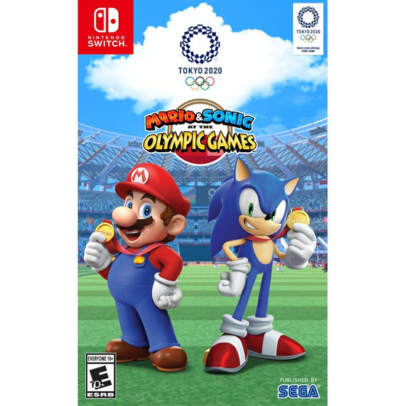 Sega Mario & Sonic at the Olympic Games: Tokyo 2020 for Nintendo Switch