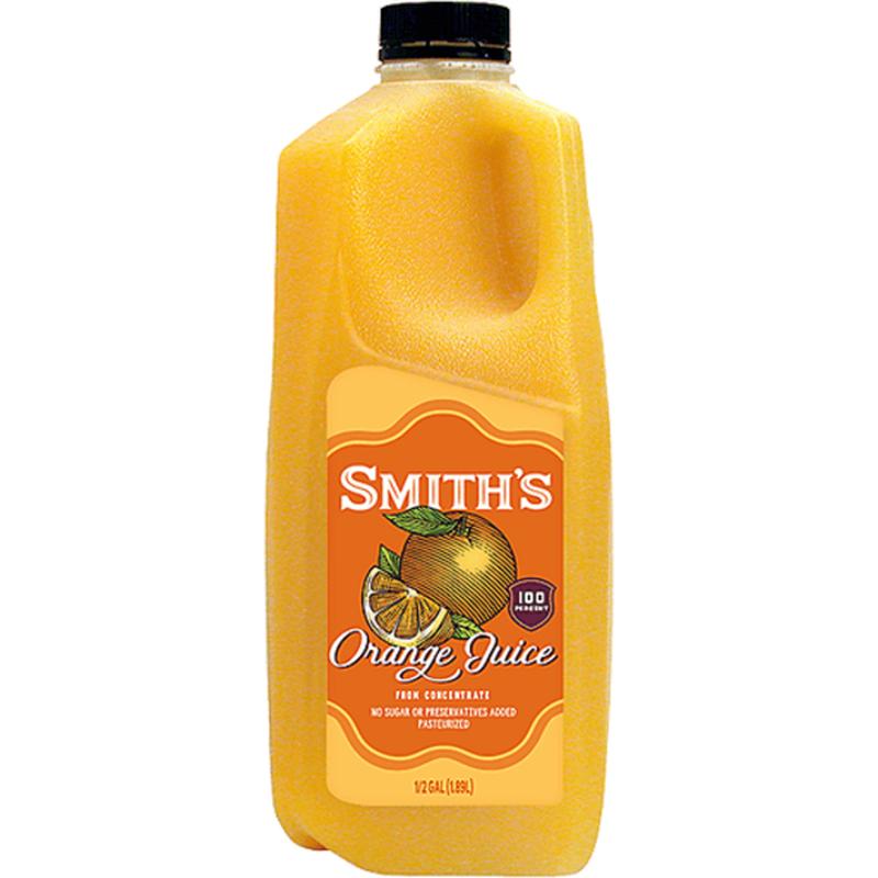 Smith's Foods Orange Juice