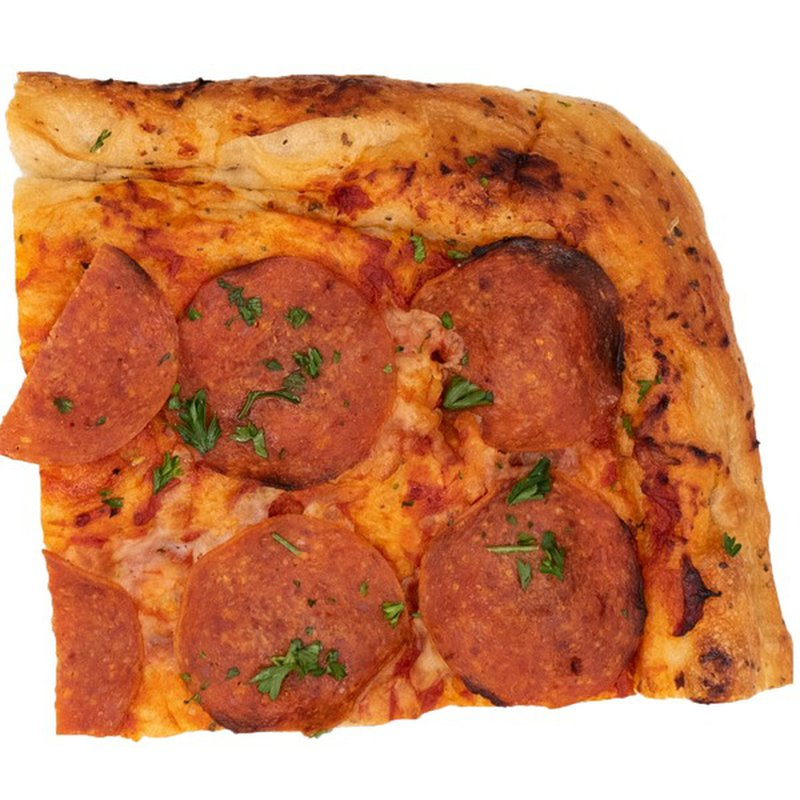 Tomato Pepperoni & Cheese Slice