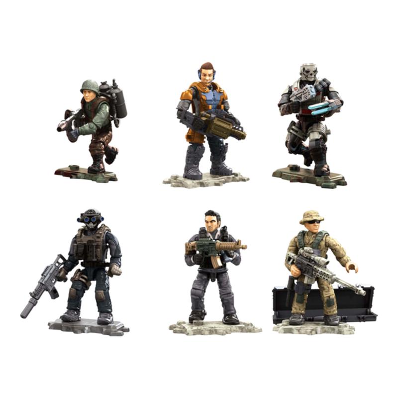 Mega Construx Assorted Call Of Duty Specialists