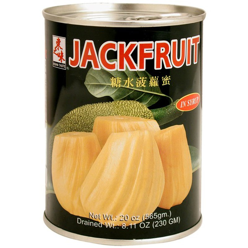 TAS Asian Canned Jackfruit in Syrup
