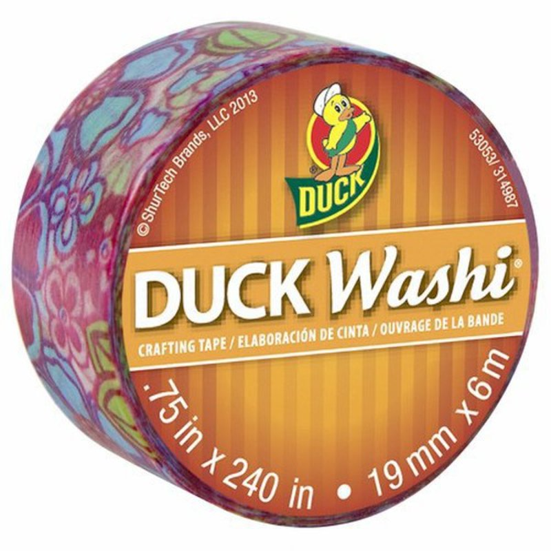 Duck Washi Crafting Tape