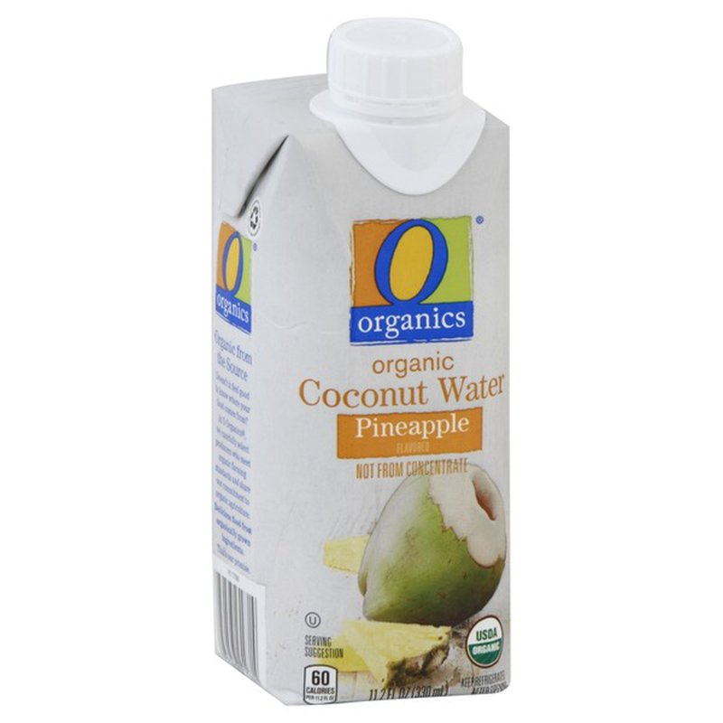 O Organics Organic Coconut Water
