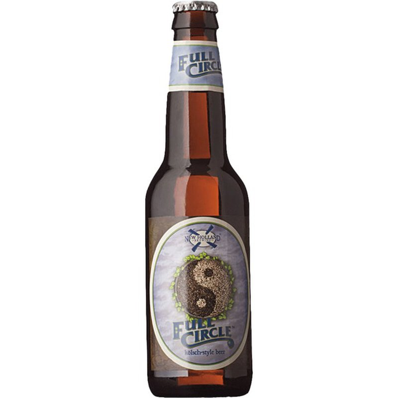 New Holland Brewing White Hatter, Belgian-Style White Pale Ale