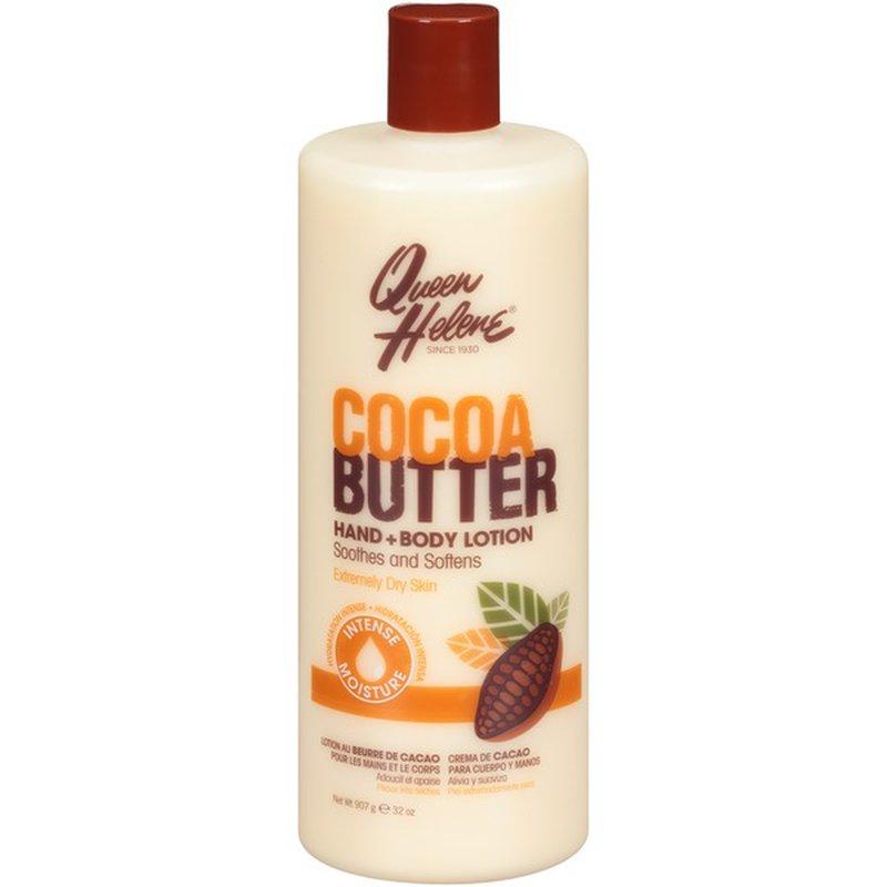 Queen Helene Cocoa Butter Hand Body Lotion 907 G Instacart
