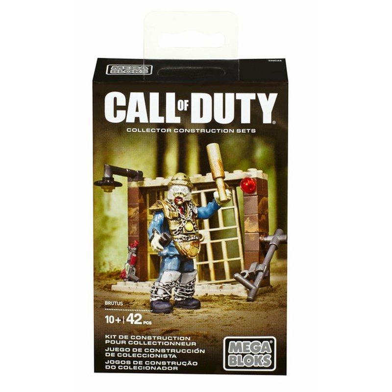 Mega Bloks Call Of Duty Tactical Unit Construction Playset