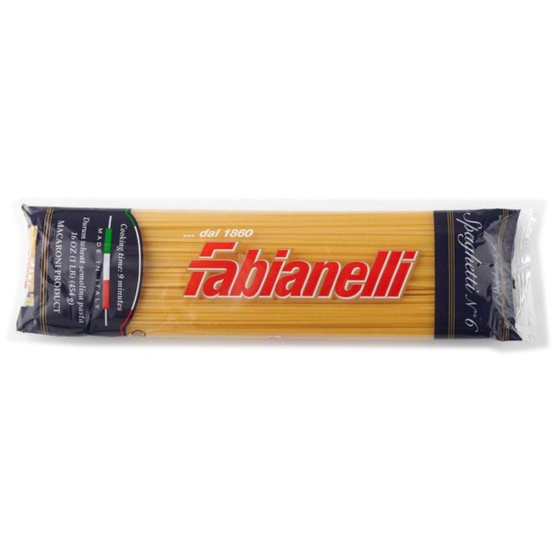 Fabianelli Fabianelli Spaghetti